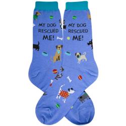 Rescue Dog Women's Socks