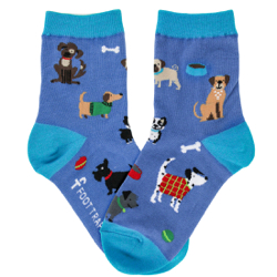 Youth Dogs Socks