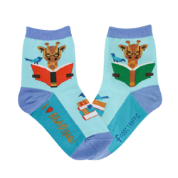 Kids I Love Reading Socks