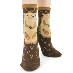 Hedgehog Slipper Socks