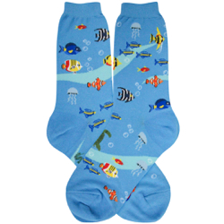 Aquarium Women's Socks