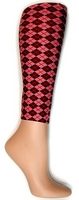 Argyle Footless Tights