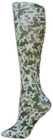 Digital Camouflage Trouser Socks