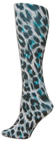 Snow Leopard Tights-Large/Tall
