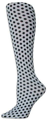 Polka Dot Trouser Socks