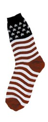 American Flag  Women's Socks