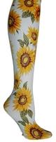 Sunflowers Trouser Socks