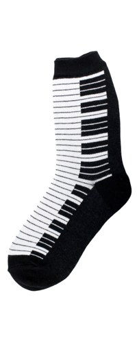 Piano  Women's Socks