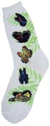 Butterflies Women's Socks