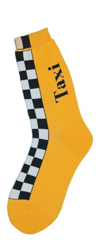 Taxi  Women's Socks