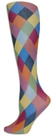 Harlequin Trouser Socks