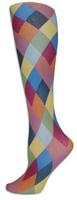 Harlequin Trouser Socks