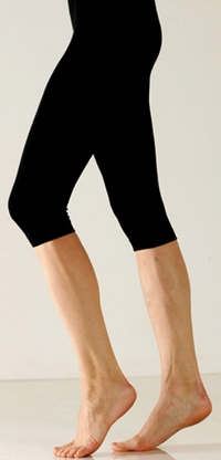 Signature Capri Cotton Leggings