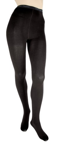 Signature Combed Cotton Tights-Large/Tall