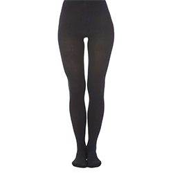 Rayon made from Bamboo Ribbed Tights