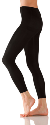 Microfiber Footless Tights