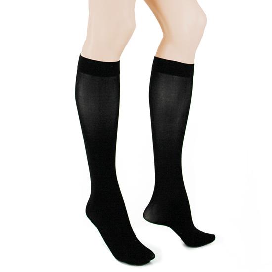 8b1010ccde691 Microfiber Trouser Socks, Legwear: Foot Traffic
