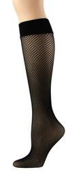 Double Fishnet Trouser Socks