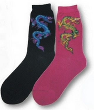 Dragon Women's Socks