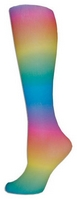 Rainbow Trouser Socks