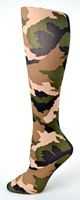 Camouflage Tights-Large/Tall