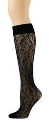 Bamboo Texture Trouser Socks