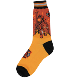 Men's Firefighter Socks