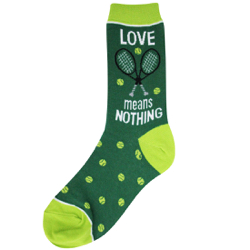 Tennis Love Women's Socks