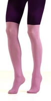 Purple/Pink Signature Cotton Tights