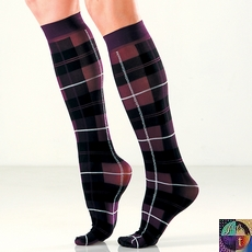 Fashion Knee High Trouser Socks