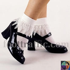 Boot Socks and Lace Socks