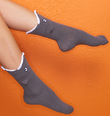3-Dimensional Socks