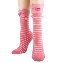 Pig 3-D Sock