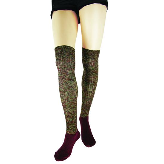 Super Long  Over the Knee Sock