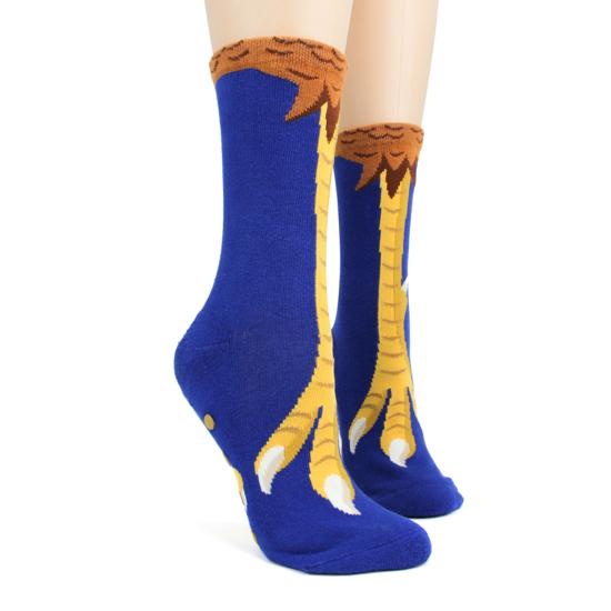 Chicken Feet Slipper Sock