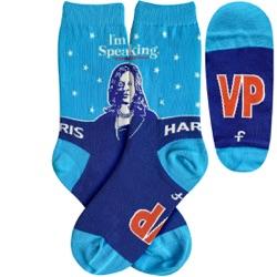 Kamala Harris Womens Socks
