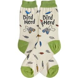 Bird Nerd Women's Socks