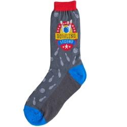 Bowling Legend Women's Socks