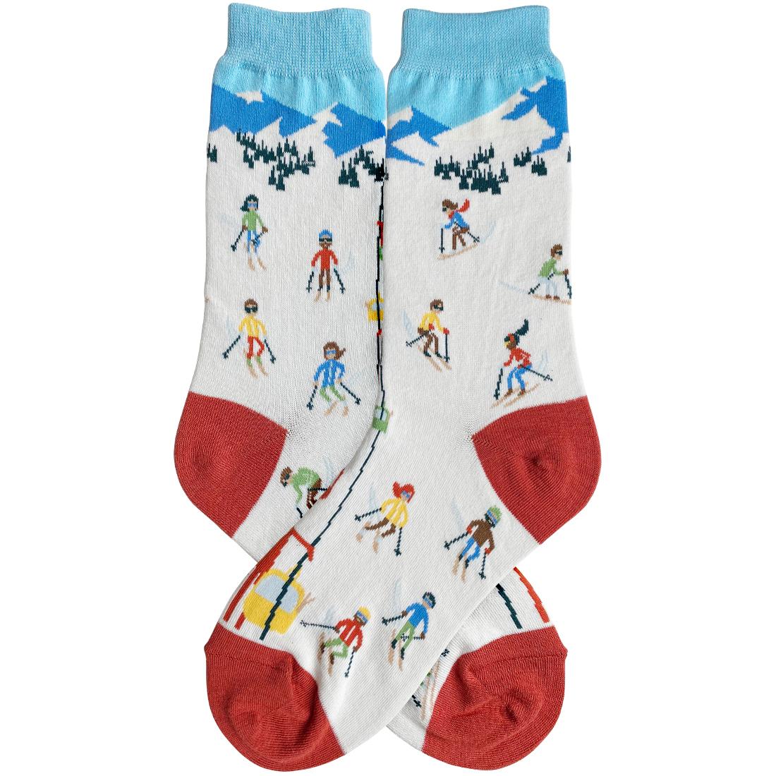 Skiing Women's Socks