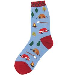 Camping Women's Socks