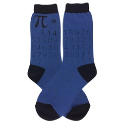 Pi Women's Socks
