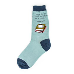 Loyal Books Women's Socks
