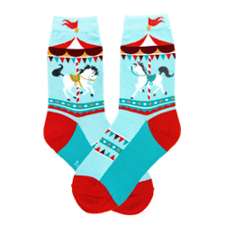 Carousel Women's Socks