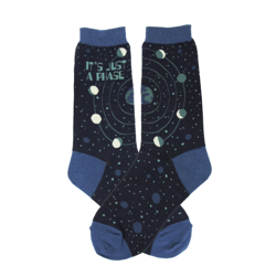 Just A Phase Women's Socks