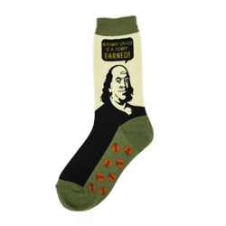 Ben Franklin Women's Socks