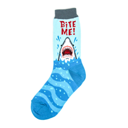 Bite Me Women's Socks