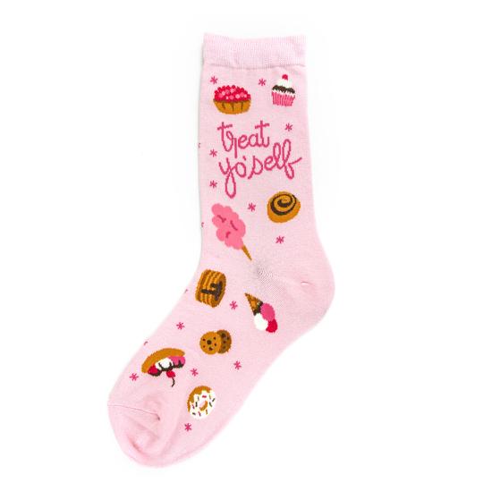 Treat Yo'Self Women's Socks