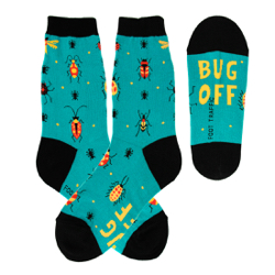 Bug Off Women's Socks