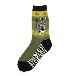 Zebra Women's Socks