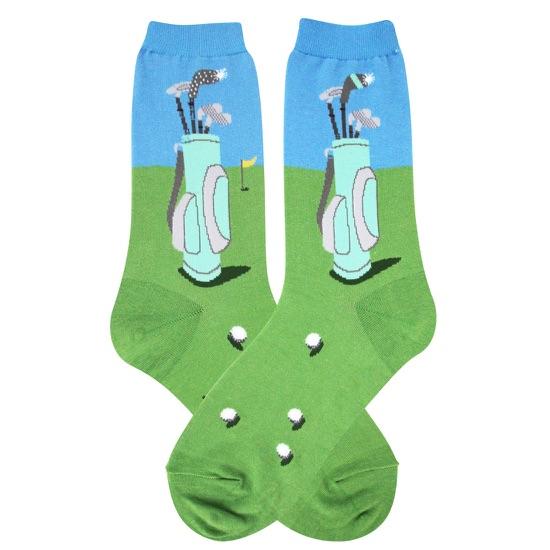 Golfbag Women's Socks